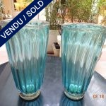 Ref : V294 - Paire Murano - SOLD