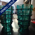 Ref : V293 - Pair of vases in Murano signed Constantini - SOLD