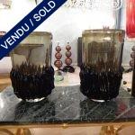 Ref : V296  - Paire Murano - VENDU