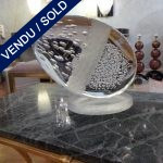 Ref : ADS962  - Signed Murano sculpture - SOLD