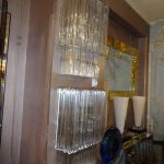 Ref : LA234 - Pair of Murano sconces