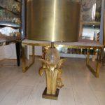 Ref : LL326 - Lamp of maison CharlesCrystal & Bronze