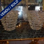 Ref : V307 - Paire Murano - VENDU
