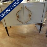 Buffet 2 portes Miroir - SOLD