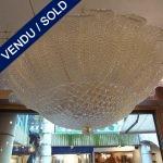 Un lustre Murano - VENDU