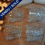 Suite de 4 Murano - VENDU