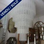 Paire Tubes Murano - VENDU