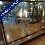 Ref : M964 - Tout miroir gravé - VENDU