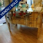Set of commodes mirror - SOLD