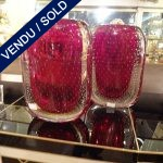 Set of vases Murano signed by SEGUSO - SOLD