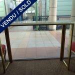Ref : 12  - Plateau verre de Murano - VENDU