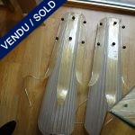 Set of 10 sconces Murano - SOLD