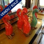 Murano 5 ducks - SOLD