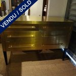 Ref : M996 - Whole in golden steel - SOLD