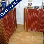 Set of buffets Mirror 2 gates - SOLD