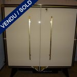 Set of buffets whole in mirror - SOLD