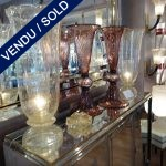 "Set of Murano lamps ""CENEDESE"" - SOLD"