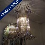 Ref : L917  - Une paire Murano - VENDU
