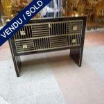 Ref : M203 - A commode steel and brass