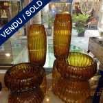 Set of 4 Murano pieces - SOLD