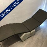 Ref : MC365 - Giovanni De Luci et Titi Sarassino – Très rare chaise longue Diapason - VENDU