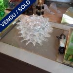 Ref AD73 - Glass of Murano - SOLD