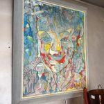Ref : ADT011 - Alain Rothstein (1996) - Jeune fille bleue