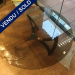 Ref : MT954 - Table basse de Knut Hesterberg - VENDU