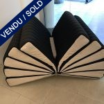 Ref : MC366 - Gianni Pareschi – Fauteuil Libro