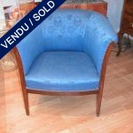 A set of armchair 1920s in perfect condition - SOLD