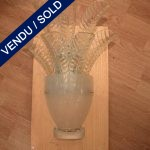 Set of 4 sconces with leaves - SOLD