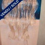 Appliques verre de Murano - VENDU