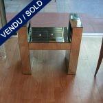 Paire de fauteuils en miroir - VENDU