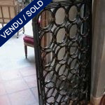 Set of gates in wrought iron 1940s - SOLD