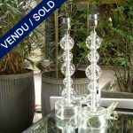 Glass of Murano 5 spheres - SOLD