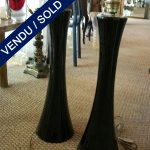 Black glass of Murano - SOLD