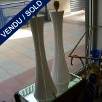 Verre de Murano blanc - VENDU