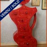 Semainier: Thierry Wagner - VENDU