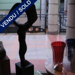 Sculpture signed by JOBIN - SOLD