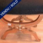 Tabouret en bois doré fin XIXème - VENDU