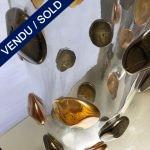 Ref : V325 - Murano , signé A Dona - VENDU