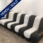 Ref : MC364 - Veli Berger – Canapé De Sede - VENDU