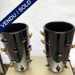"Ref : V 326 - Murano signe ""Toso"" - VENDU"