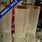 "2 vases ""SEGUSO"" - VENDU"