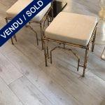 Ref : MC785 - Pair of stools
