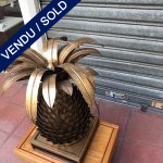 Ref : LL395 - Ananas lamp SOLD