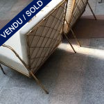 Ref : MC784 - Paire of chairs
